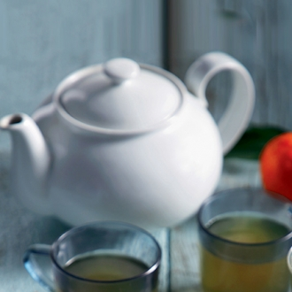 Πράσινο τσάι από άγριο τριαντάφυλλο και φλούδες μανταρινιού #allazoumesinithies | ΑΒ Βασιλόπουλος