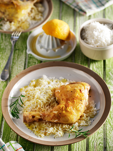 Κοτόπουλο λεμονάτο με τζίντζερ #allazoumesinithies | ΑΒ Βασιλόπουλος