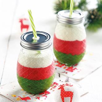 Χριστουγεννιάτικο smoothie