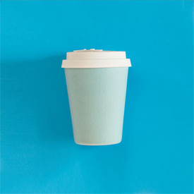 Μάιος - Επαναχρησιμοποιούμενο ποτήρι για τον καφέ